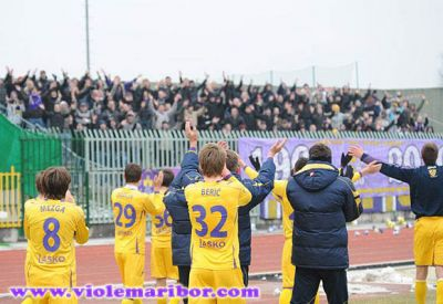 20. krog: Rudar-Maribor, 26. 2. 2011